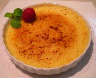 kohvik-muna-narva-Apelsini creme brulee